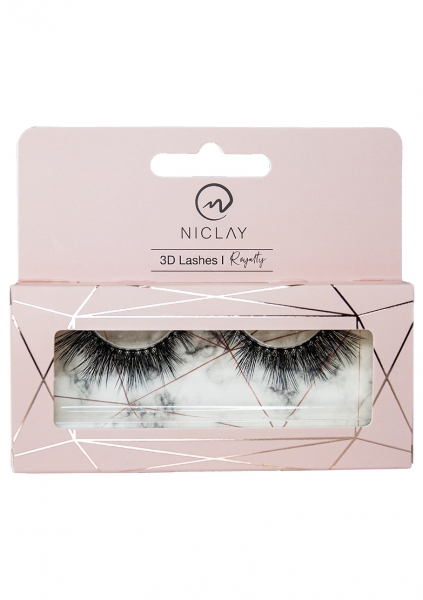 3D Lashes | Wimpernkranz | ROYALTY